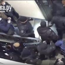 МВД, Росгвардия и Роспотребнадзор устроили рейд по заведениям Питера