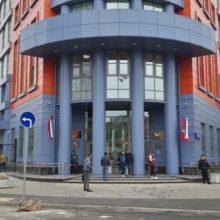 Против неправосудного решения Тверского суда Москвы