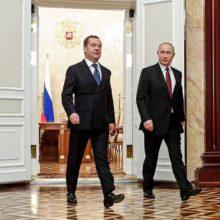 Дмитрий Медведев и обязательная вакцинация