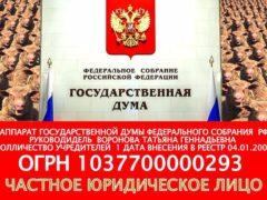 Уведомление: РФ — не государство!